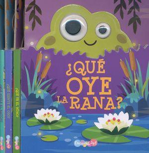 Col. Ojitos divertidos / Pd. (4 títulos) (venta individual)