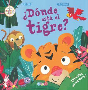 ¿Dónde está tigre?