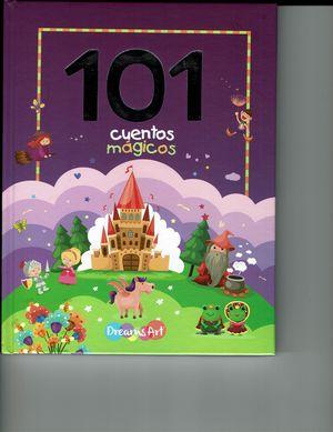 101 cuentos mágicos / pd.