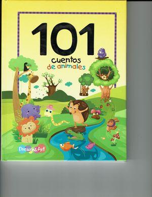 101 cuentos de animales / pd.
