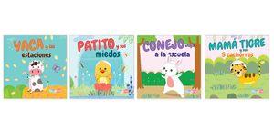 Títere aventuras / pd. (4 titulos) (venta individual)