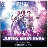 JONAS BROTHERS / LA MUSICA DEL CONCIERTO 3D