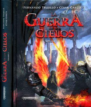 PAQ. LA GUERRA DE LOS CIELOS / 2 VOLS.  / PD.