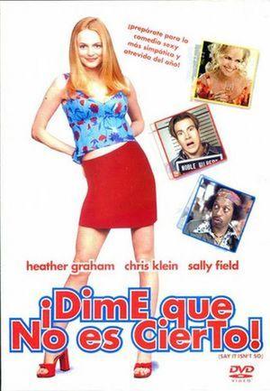 DIME QUE NO ES CIERTO / DVD