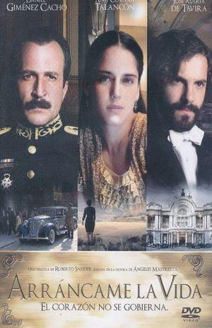 ARRANCAME LA VIDA / DVD