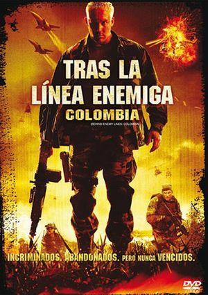TRAS LINEAS ENEMIGAS III. COLOMBIA / DVD