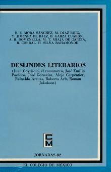 DESLINDES LITERARIOS