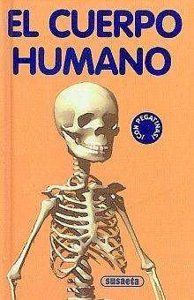 CUERPO HUMANO, EL / PD. (INCLUYE PEGATINAS)
