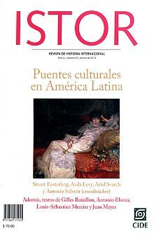 ISTOR 53. PUENTES CULTURALES EN AMERICA LATINA