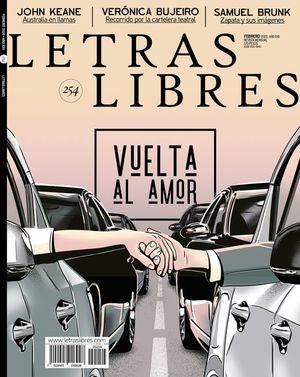 Revista Letras Libres #254. Crisis climática. Vuelta al amor