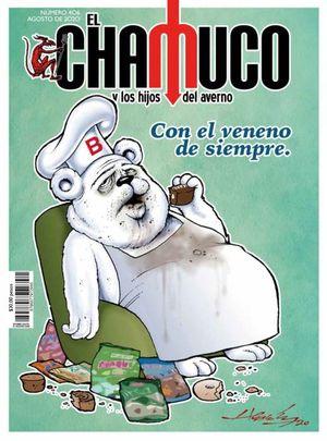 Revista El Chamuco #406. Con el veneno de siempre