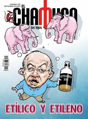 Revista El Chamuco #407. Etílico y etileno