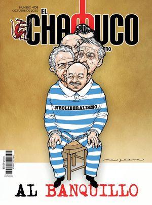 Revista El Chamuco #408. Al banquillo