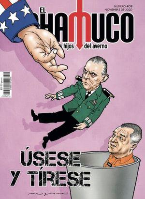 Revista El Chamuco #409. Úsese y tírese