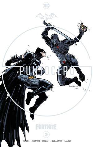 Batman / Fortnite. Punto Cero #3
