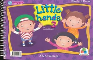 PAQ. LITTLE  HANDS 3. STUDENT BOOK + ACTIVITY BOOK (INCLUYE CD)