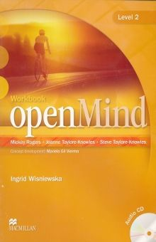 OPENMIND LEVEL 2 WORKBOOK PACK (WITH CD)