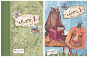 PAQ. LEEME 1 PRIMARIA / 2 ED. (LIBRO DE LECTURAS + CUADERNO DE VIAJE)
