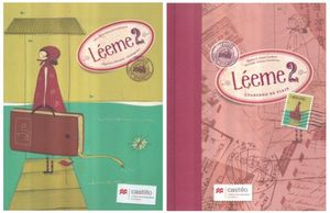 PAQ. LEEME 2 PRIMARIA / 2 ED. (LIBRO DE LECTURAS + CUADERNO DE VIAJE)