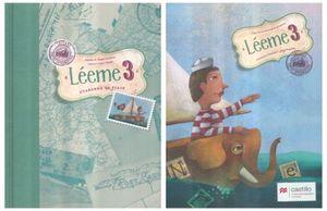 PAQ. LEEME 3 PRIMARIA / 2 ED. (LIBRO DE LECTURAS + CUADERNO DE VIAJE)