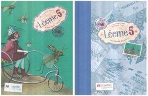 PAQ. LEEME 5 PRIMARIA / 2 ED. (LIBRO DE LECTURAS + CUADERNO DE VIAJE)