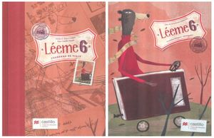 PAQ. LEEME 6 PRIMARIA / 2 ED. (LIBRO DE LECTURAS + CUADERNO DE VIAJE)
