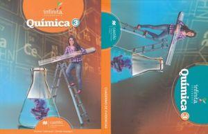 PAQ. QUIMICA 3 SERIE INFINITA SECUNDARIA (LIBRO DE ESTUDIO + CUADERNO DE EVIDENCIAS)
