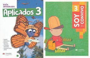 PAQ. APLICADOS 3 GUIA INTEGRADA / SOY Y CONVIVO 3