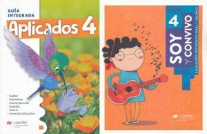 PAQ. APLICADOS 4 GUIA INTEGRADA / SOY Y CONVIVO 4