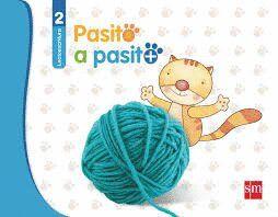 Lectoescritura 2 Pasito a pasito. Preescolar / Nva. Edición