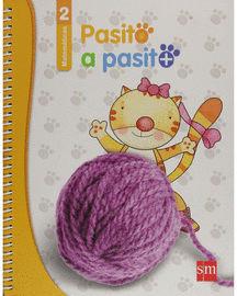 Matemáticas 2 Pasito a pasito. Preescolar / Nueva edición
