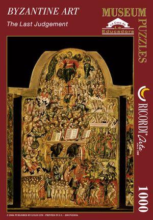 Rompecabezas Byzantine art (1000 pzas.)