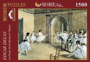 Rompecabezas Bailarinas (1500 pzas.)