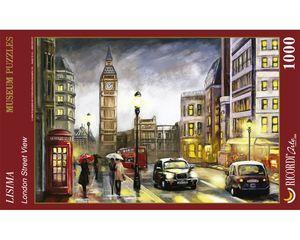 Rompecabezas Vista de Londres (1000 pzas.)