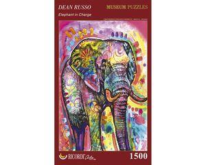 Rompecabezas Elefante (1500 pzas.)