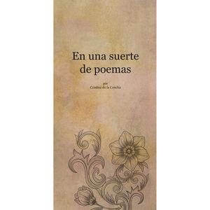 En una suerte de poemas