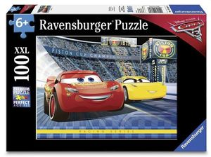 Rompecabezas Ravensburger Cars Carrera Pistón (100 pzas.)