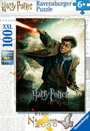 Rompecabezas Harry Potter / 100 pzs.