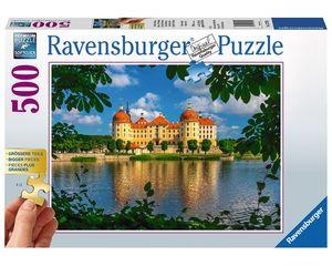 Rompecabezas Castillo de Moritzburg Alemania (500 pzas.)