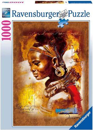 ROMPECABEZAS AFRICAN BEAUTY / 1000 PZAS.