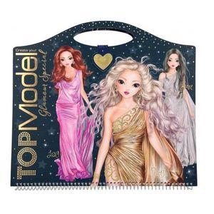 Cuaderno para colorear Glamur