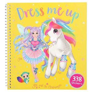 Cuaderno dress me up
