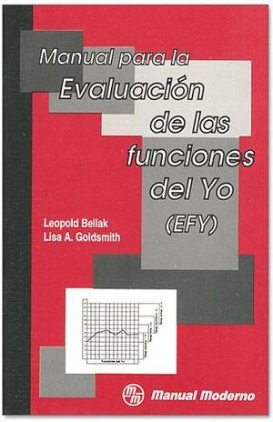 EFY MANUAL PARA LA EVALUACION DE LAS FUNCIONES DEL YO. PRUEBA COMPLETA