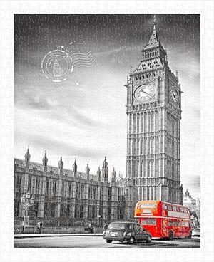 Rompecabezas Big Ben Inglaterra (500 pzas.)