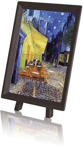 Rompecabezas Vincent Van Gogh Café Terraza (150 pzas.)