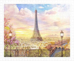 Rompecabezas Torre Eiffel (500 pzas.)
