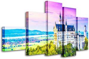 Rompecabezas Castillo Neuschwanstein (632 pzas.)