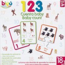 123 CUENTA BABY / ANIMALES BEBES