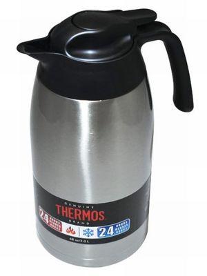 THERMO JARRA DE ACERO INOXIDABLE 2 LTS. / THV2000