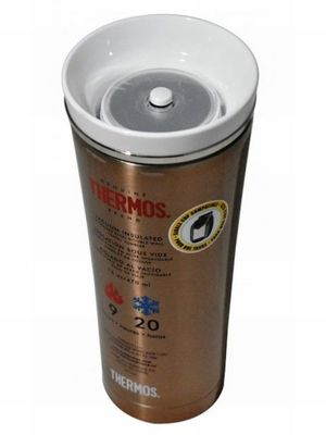 THERMO ACERO INOXIDABLE 470 ML. / NS1056RG